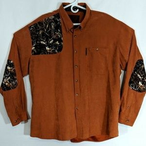 North River Outfitter MENS 2XL Button Down Shootin